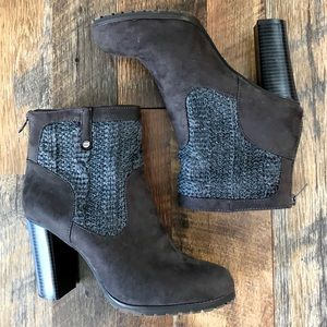 JUICY COUTURE Lupia Heeled Booties